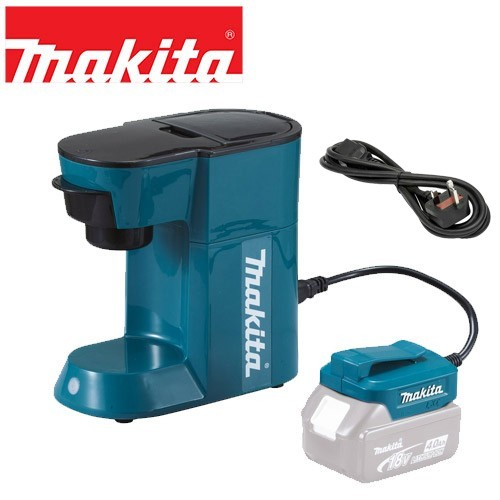 Makita Portable Coffee Maker : Makita DCM500Z