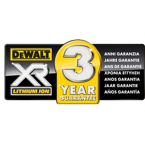Dewalt 3 Year Warranty Registration