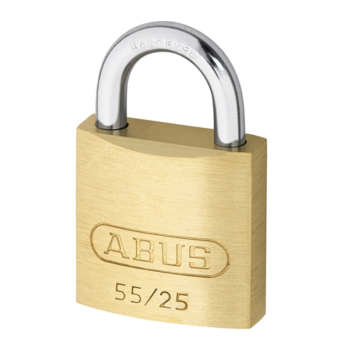 55 Series Brass Padlocks
