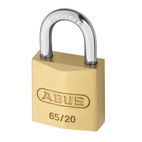 65 Series Brass Padlocks