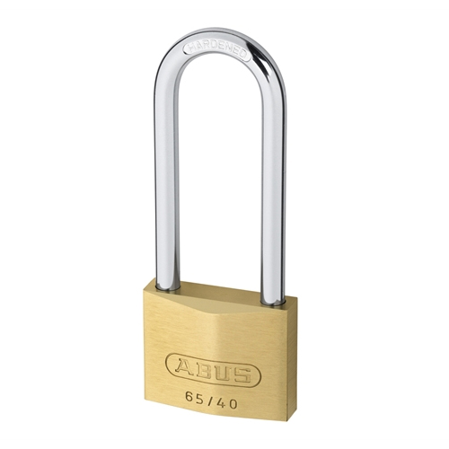 65HB Series Brass Padlocks Long Shackle
