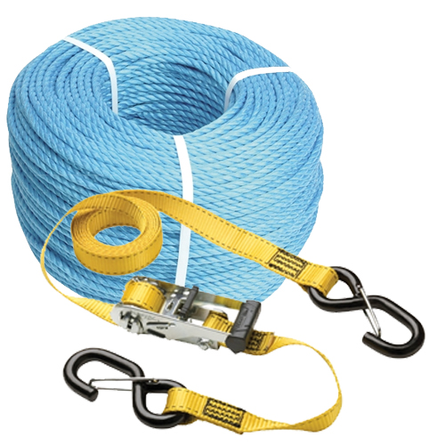 Chains Ropes & Tie Downs
