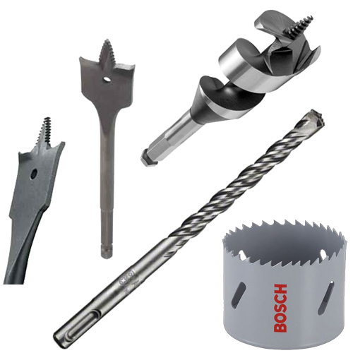 Drilling & Chiseling Accessories