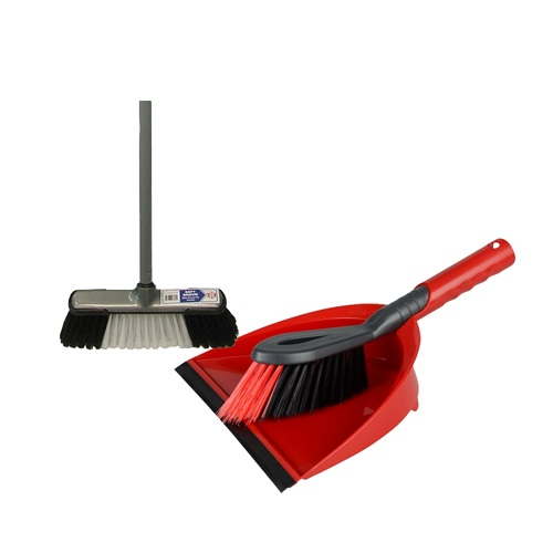 Dustpans & Brushes