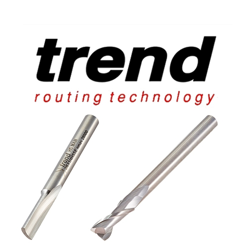 Trend HSS Router Cutters