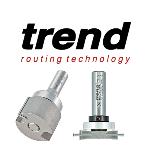 Intumescent Strip Router Cutters