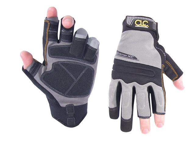 Construction gloves Fingers Free