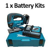 Makita Cordless Kits With 1 Battery