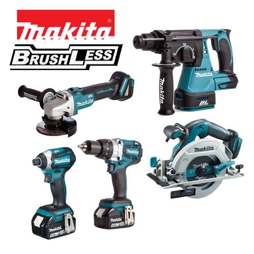 Makita 18V Brushless Kits