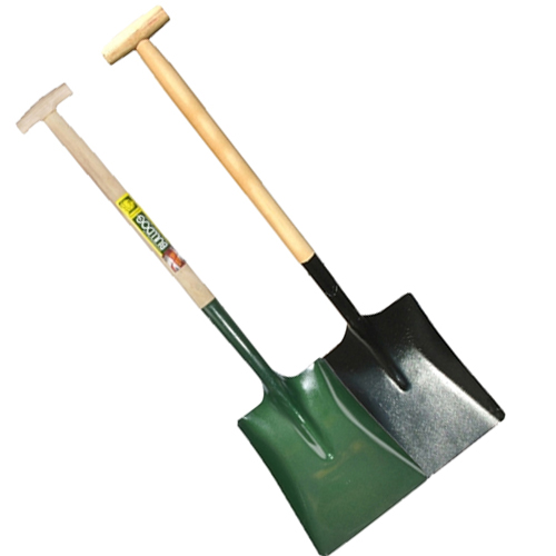 Open Socket Shovels
