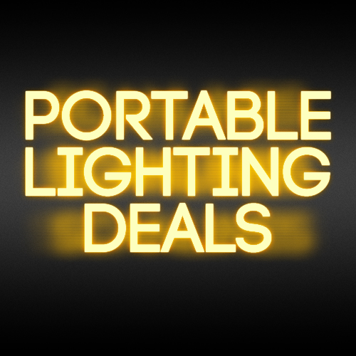 Portable Lighting Deals