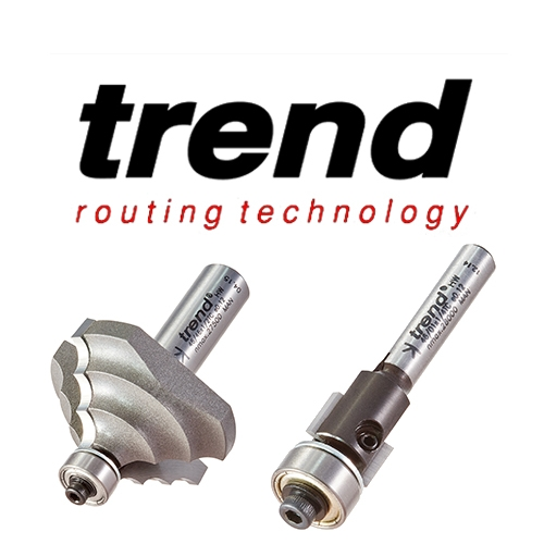 Trend Professional Router Cutters