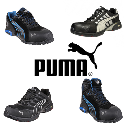 Puma Safety Boots