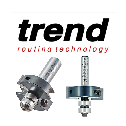 Rota-Tip Rebater Router Cutters