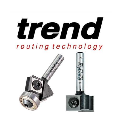 Rota-Tip Trimmer Router Cutters