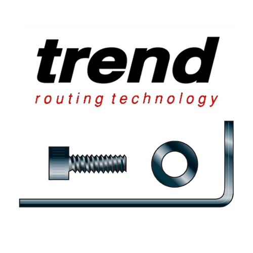 Trend Router Cutter Spares