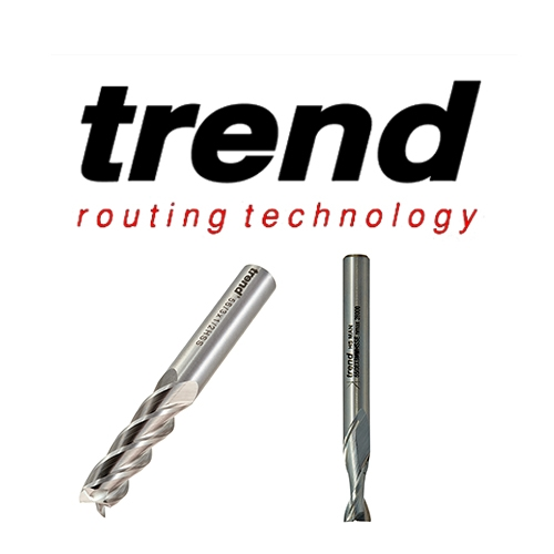 Spiral Router Cutters