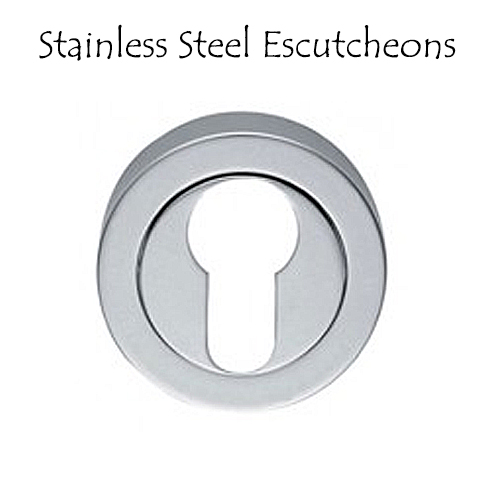Stainless Steel Escutcheons