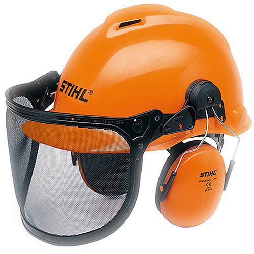 Face Protection Visors with Ear Defenders