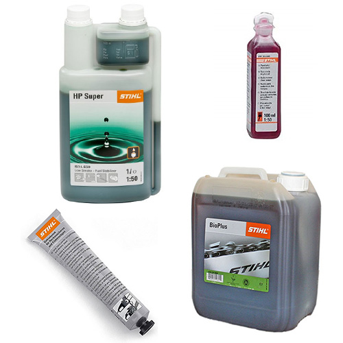 Stihl Oil & Lubricants