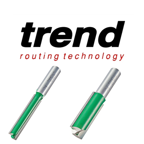 Trend Craftpro Straight Flute Cutters