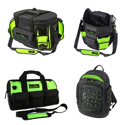 WorkGear Uk Storage Tool Bag Range
