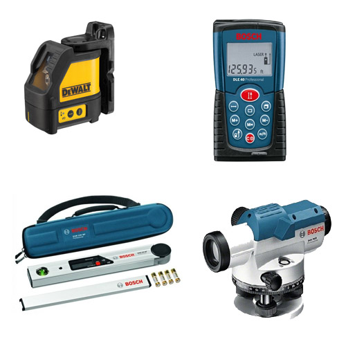 Laser & Digital Measuring