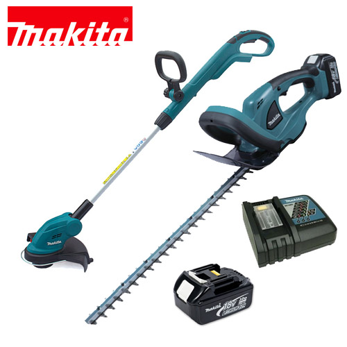 Cordless Gardening Equipment