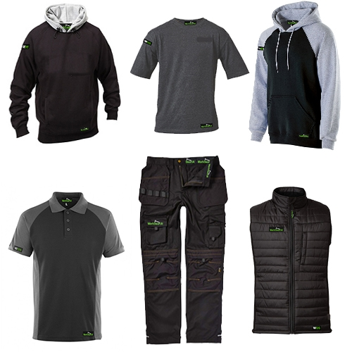 WorkGearUK Clothing Range