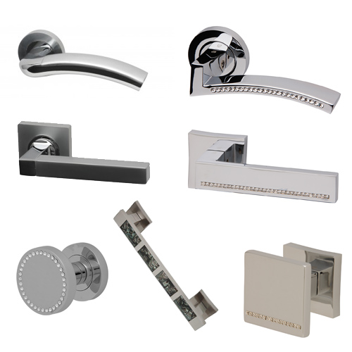 Door Handles and Pull Handles