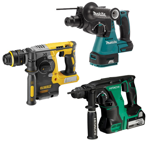 Cordless SDS Plus Drills