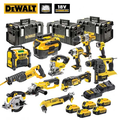 Dewalt 18V Power Tool Range