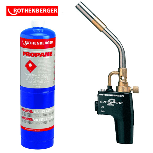 Gas Torches and Accessories
