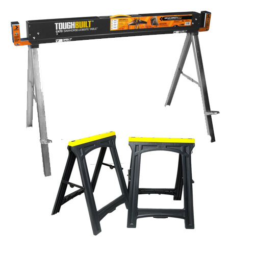 Workbenches Workmates Trestles
