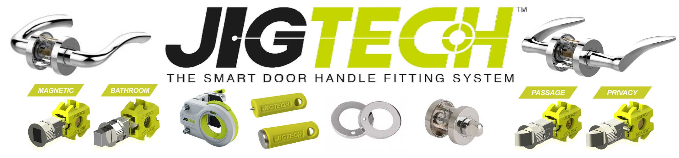 Jigtech Handle Range