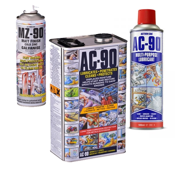 Multi Purpose Lubricants and Sprays