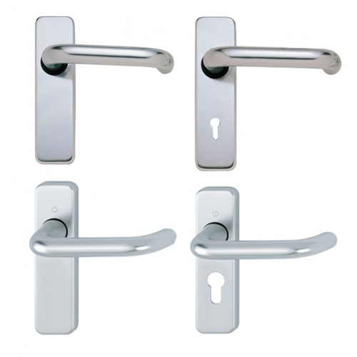 Aluminium Handles on Back Plates