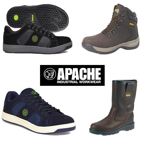 Apache Boots