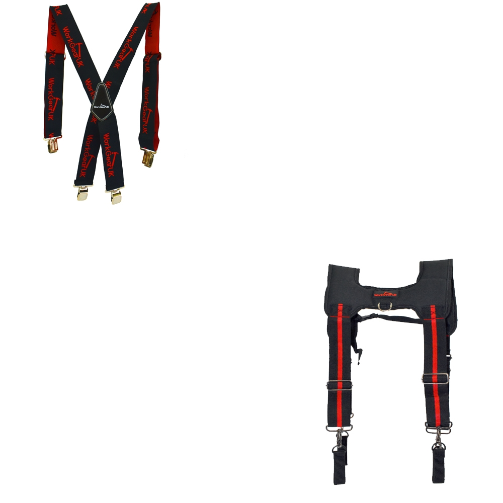 Trouser & Work Belt Braces