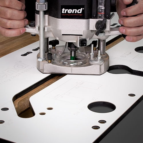Routing & Jig Accessories