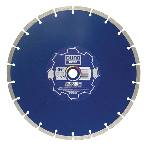 "12"" (300mm) Diamond Cutting Blades"
