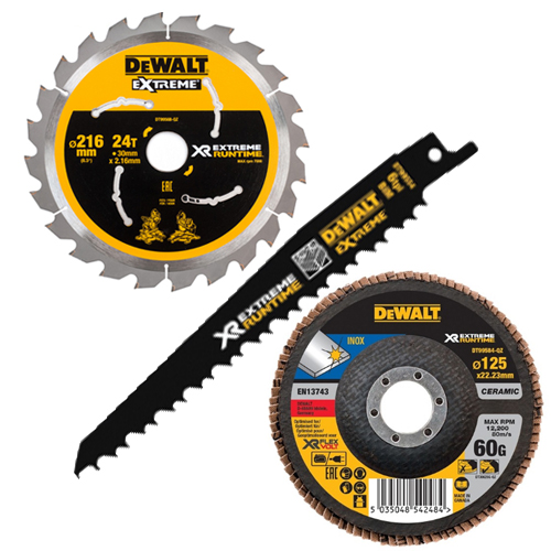 Dewalt FlexVolt Accessories