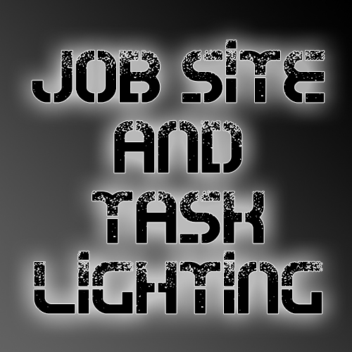 Job Site & Task Lighting