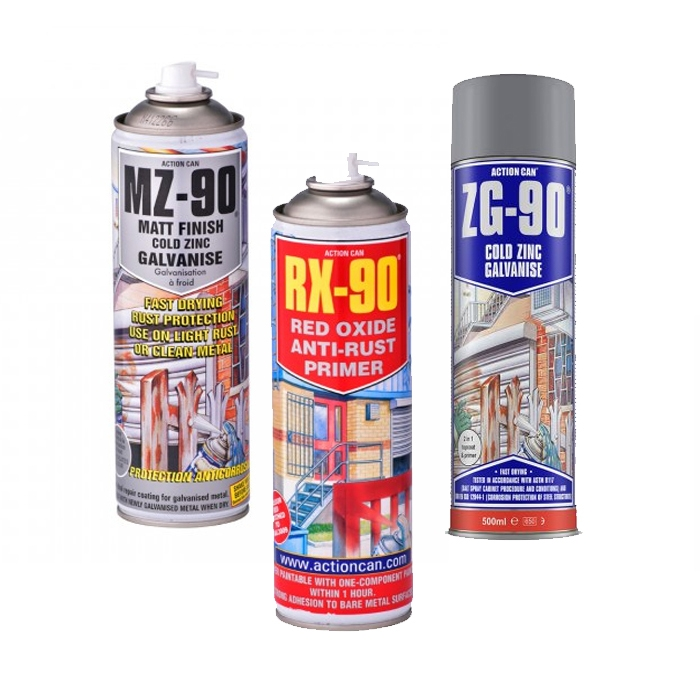 Spray Paints and Primers