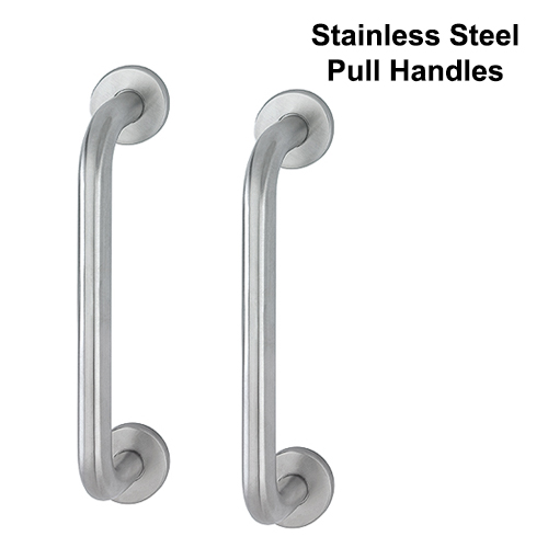 Stainless Pull Handles