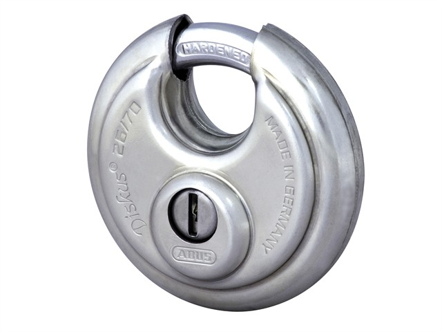 Diskus High Security Padlock 71mm Carded