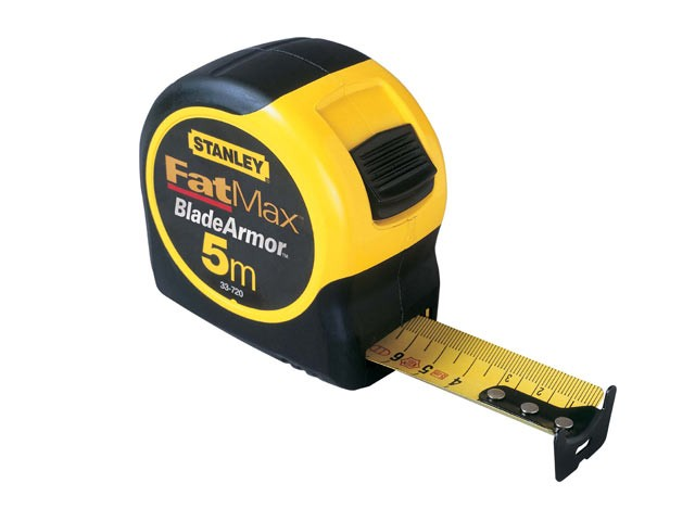 Stanley FatMax Tape Blade Armor 5m