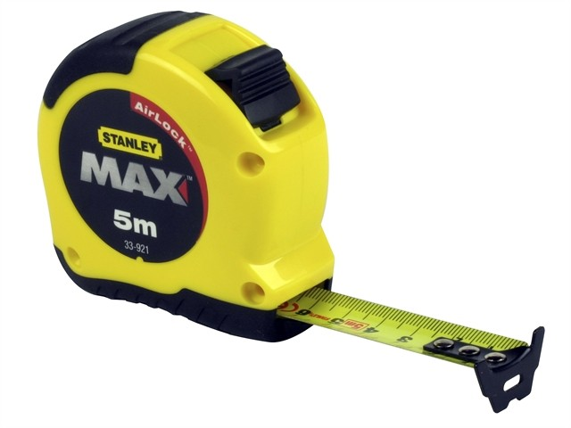 Stanley STA533955  Max Tape Rule 5m / 16ft