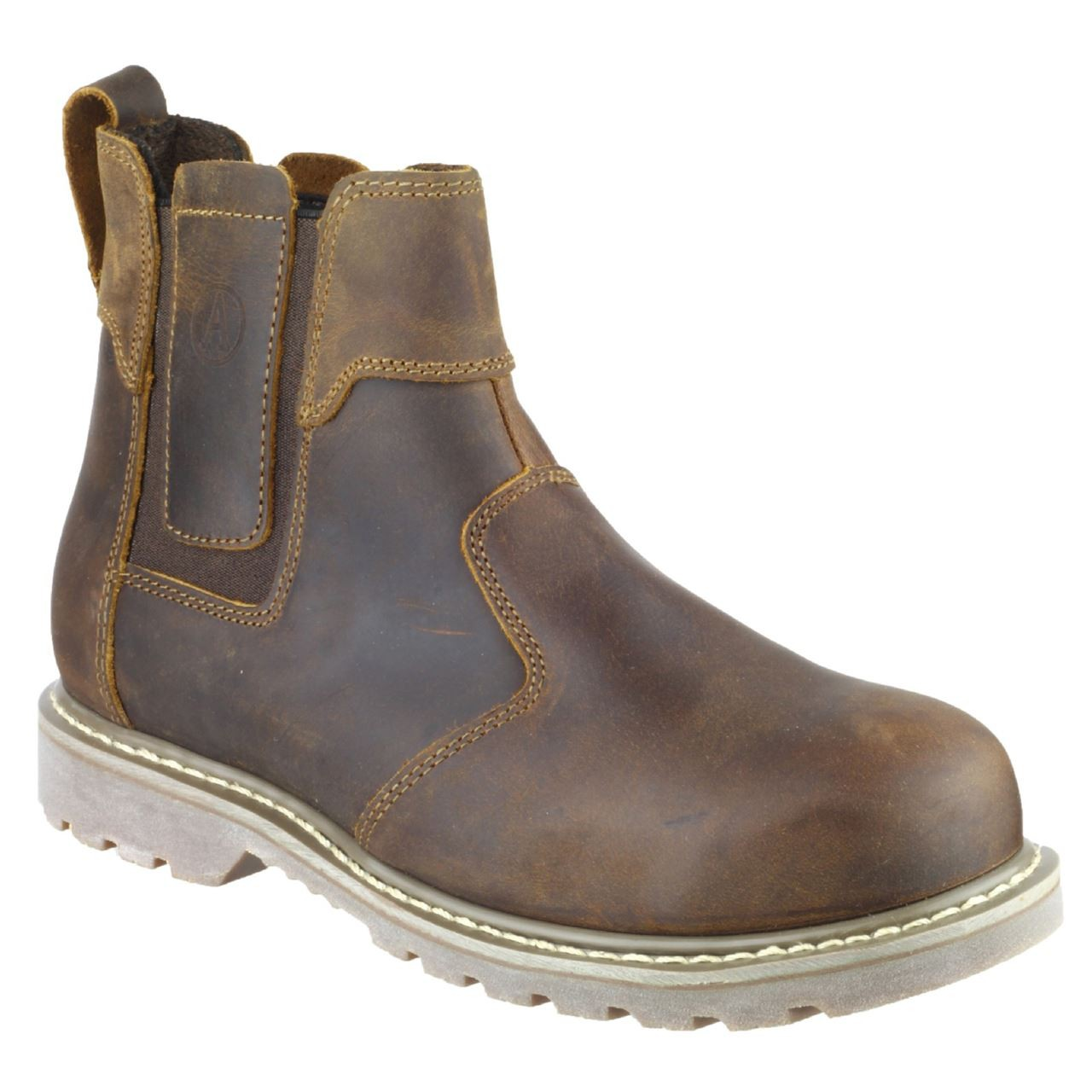 shoes for cheap new lower prices incredible prices Amblers FS165 Safety Boot Size 6