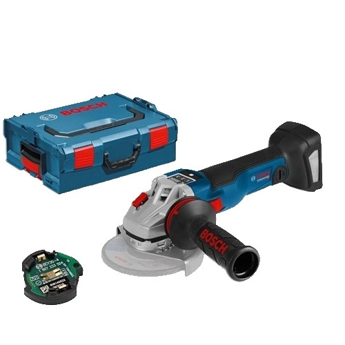 BOSCH GWS 18V-115 SC Brushless Grinder BodyOnly L-BOXX 115mm